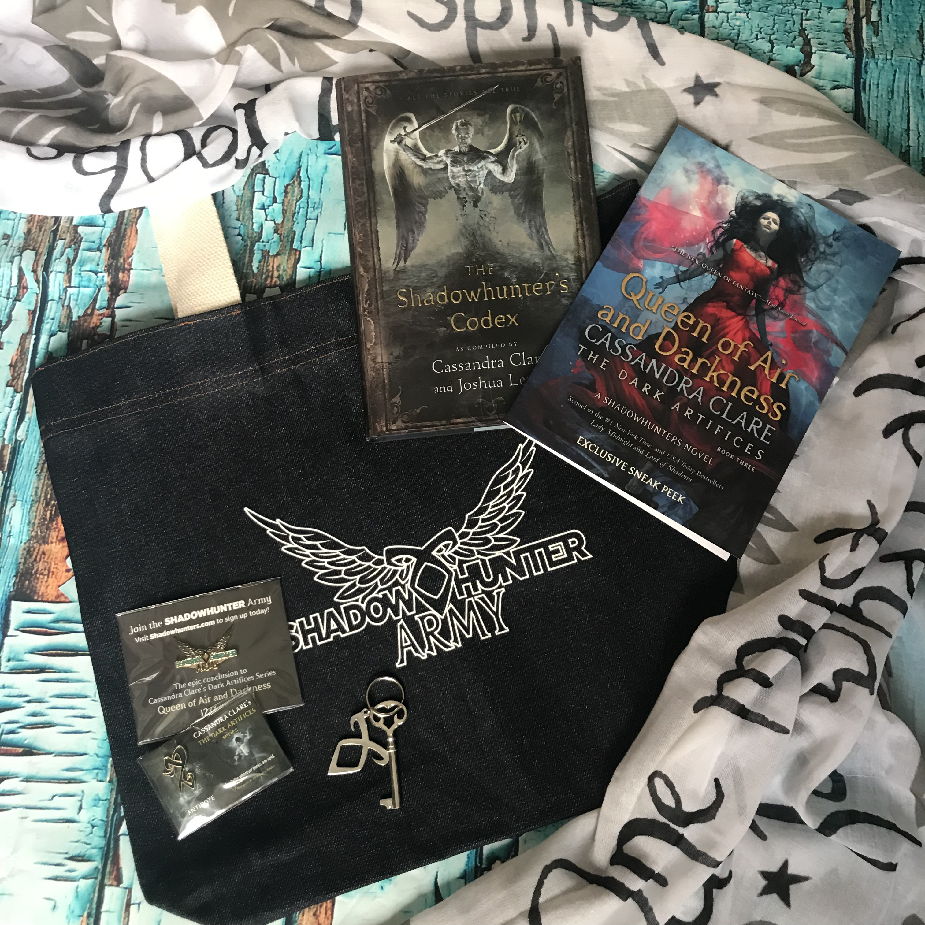 Shadowhunter Army prize pack