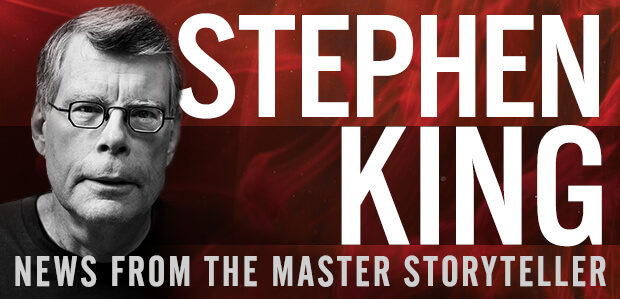 STEPHEN KING NEWS