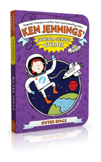 Ken Jennings Junior Genius Guides